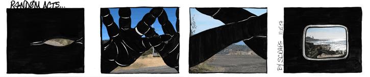 How Scraps saw San Diego…