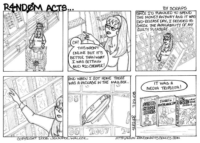 Media Trifecta