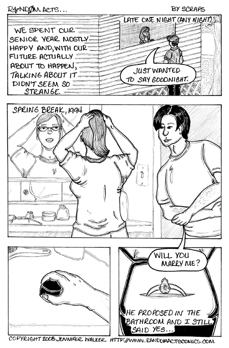 Rings on Her Fingers, Page 6