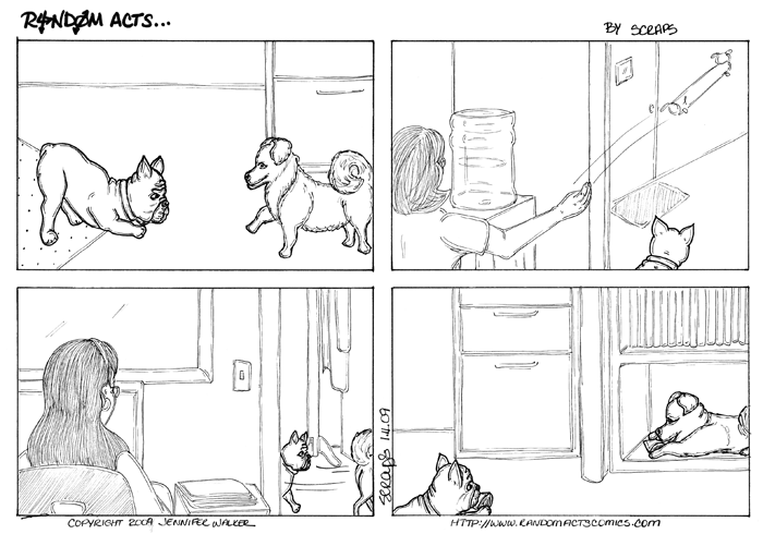 Gone to the Dogs, Page 2