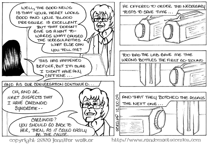 Doctor, Doctor 8